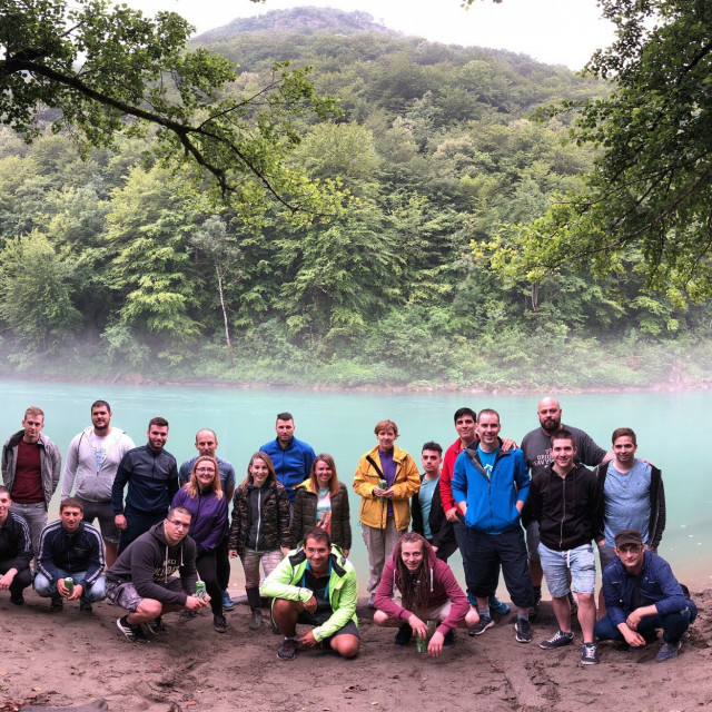 Team Building - Tara & Durmitor 2018